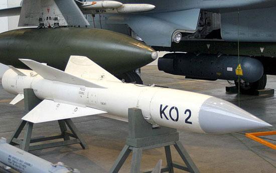 AS-34 Kormoran - Anti-Ship Mis...