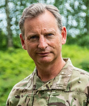 GENERAL SIR MARK CARLETON-SMITH KCB CBE ADC GEN