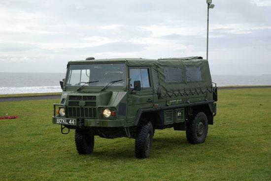 Army Heavy Duty Trucks : Truck utility medium heavy duty tum hd british army