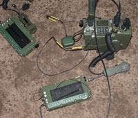 Bowman provides an Automatic Position Location, Navigation and Reporting system which gives Situational Awareness to units throughout the digitised structure. The friendly forces picture can be configured to update unit and vehicle positions automatically. The tactical picture is shown on map displays on a variety of purpose-built data terminals � handheld, portable, vehicle or desk mounted. Key armoured fighting vehicles (AFVs) are fitted with specialised equipments tailored to each vehicle type to facilitate use of the APLNR capability in the specific environment of an AFV.