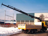 Large cranes from Atlas Cranes UK – from 250 to 620 kNm - Load. Precision. Reach.
