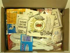 Ration Packs from Fra Angelico