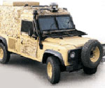 CAMAC� CAV 100 Series Armoured Vehicles from NP Aerospace