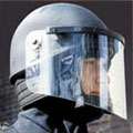 NP/LE Internal Security Helmet from NP Aerospace