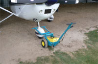 Aircraft Towing System - Toweasy