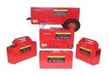 Red Box International manufacture various Portable Power Units including Portable DC Ground Power Units, Aircraft Start Power Units, Continuous Power Supply Units, Transformer Rectifier Units, and Frequency - Voltage converters for AC Aircraft. They provide a range of units to suit most needs and are in everyday use throughout the world in many Military operations including NATO.