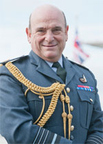 Air Chief Marshal Sir Stuart William Peach GBE, KCB, ADC, DLO